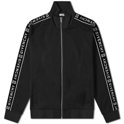 Givenchy Taped Track Top