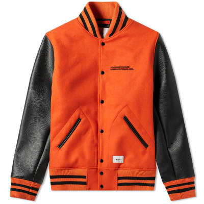 WTAPS Club Melton Jacket