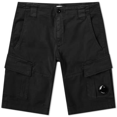 C.P. Company Lens Cargo Pocket Short