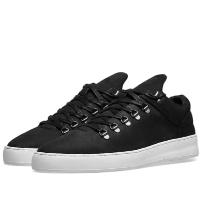 Filling Pieces Mountain Cut Nubuck Sneaker