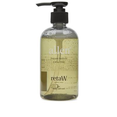 retaW Fragrance Hand Soap