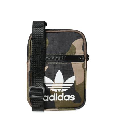Adidas Camo Essentials Bag