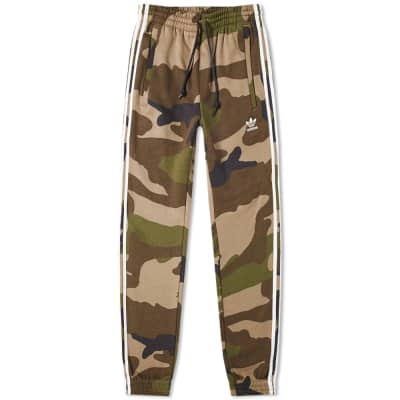 Adidas Camo Fleece Pant