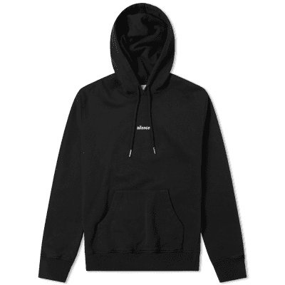 AMI Embroidered Silence Hoody