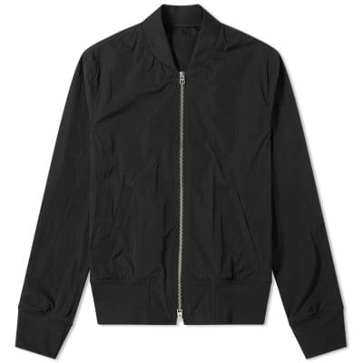AMI Nylon Bomber Jacket