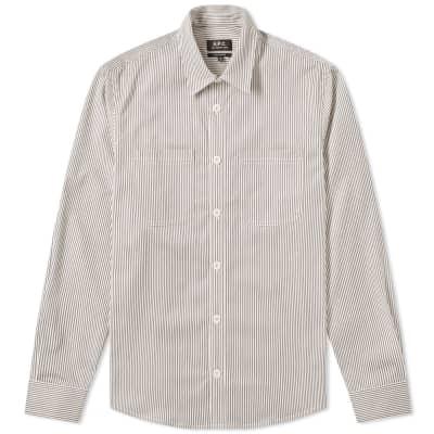 A.P.C. David 2 Pocket Shirt