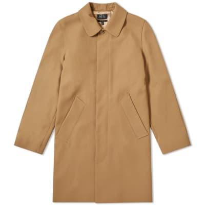 A.P.C. Ivan Long Coat