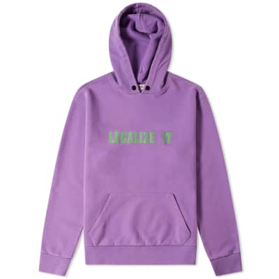 Palm Angels Legalize It Hoody