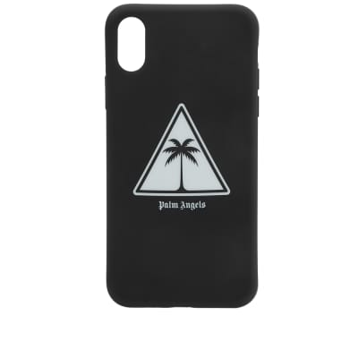 Palm Angels Palm Icon iPhone X Case