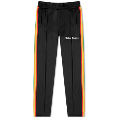 Palm Angels Rainbow Taped Track Pant