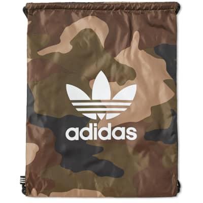 Adidas Camo Gym Sack