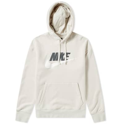 Nike Heritage Logo Pullover Hoody