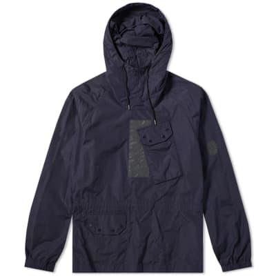 Ten C Mistral Popover Hooded Jacket