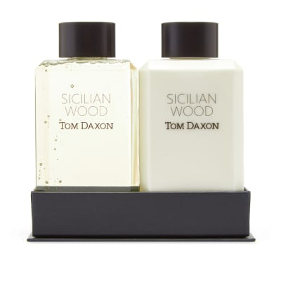 Tom Daxon Sicilian Wood Bodycare Set