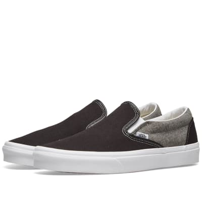 Vans UA Classic Slip On Chambray