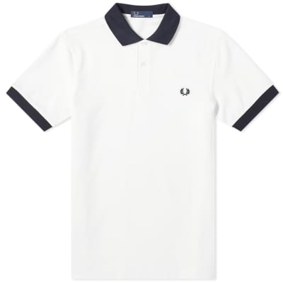 Fred Perry Contrast Collar Polo