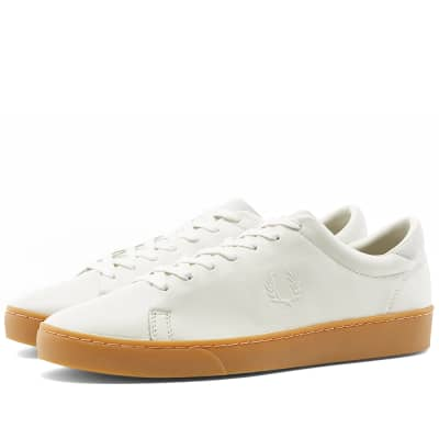 Fred Perry Spencer Premium Leather Sneaker