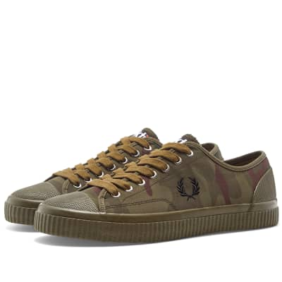 Fred Perry x Arktis Camo Sneaker