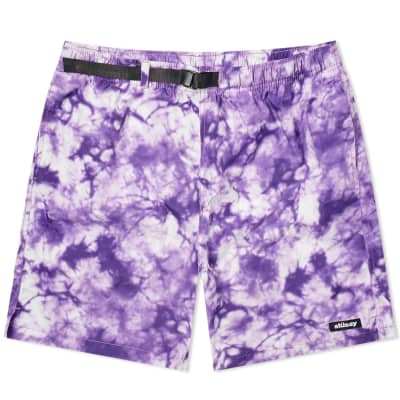 Stussy Bleach Nylon Mountain Short
