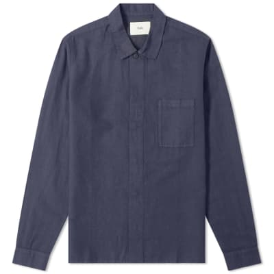 Folk Patch Pocket Shirt