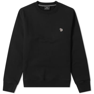 Paul Smith Zebra Crew Sweat