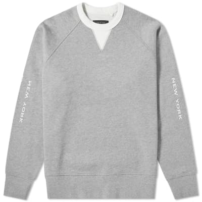Rag & Bone Anson Crew Sweat