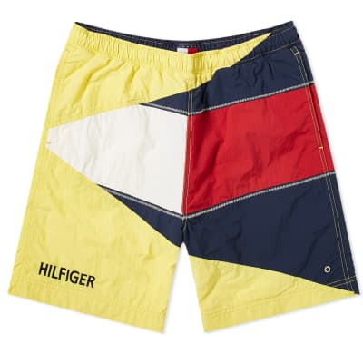 Tommy Jeans Summer Flag Short