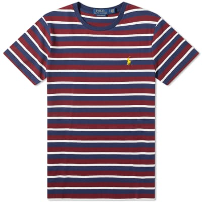86e10ac226 Polo Ralph Lauren Multi Stripe Tee