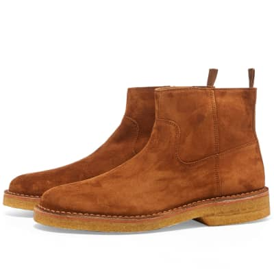 A.P.C. Timothy Suede Chelsea Boot