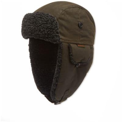 63ba6a6343a56a Barbour Fleece Lined Trapper