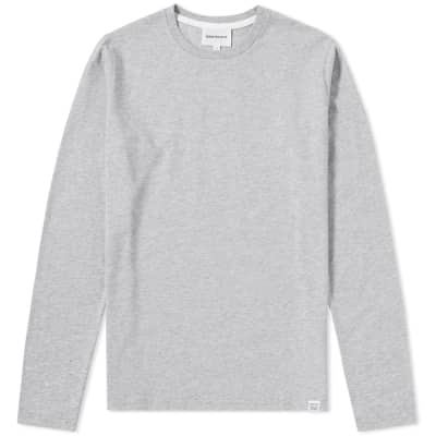 Norse Projects Long Sleeve Niels Standard Tee