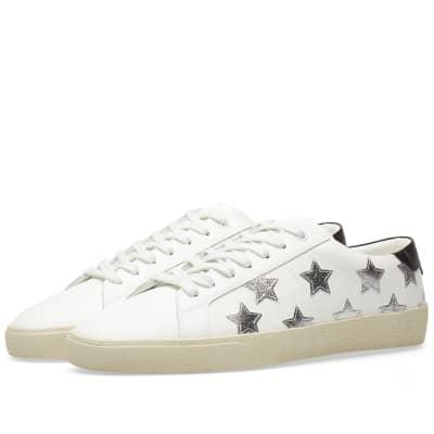 Saint Laurent SL-06 Star Court Sneaker