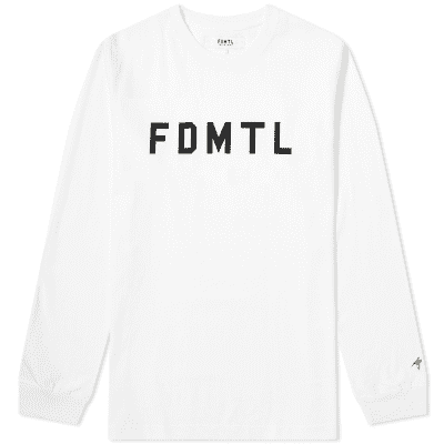 FDMTL Long Sleeve Logo Tee