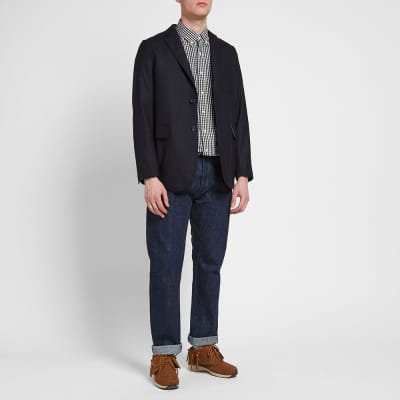 Beams Plus 3B Flannel Jacket