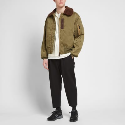 Beams Plus B-15 Down Jacket