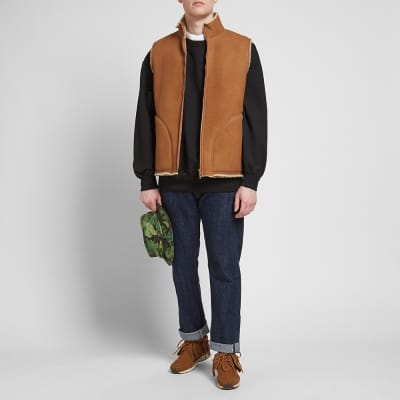 Beams Plus Mouton Vest