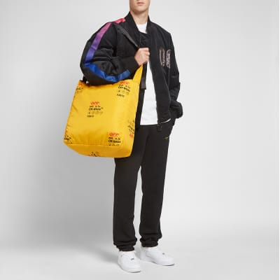 Off-White Industrial Oversize Bag