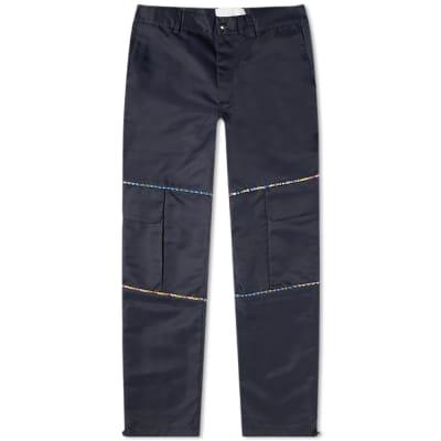 Paria Farzaneh Piping Detail Cargo Trouser