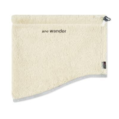 And Wander High Loft Fleece Neck Warmer