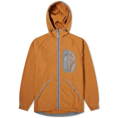 And Wander Light Fleece Hoody