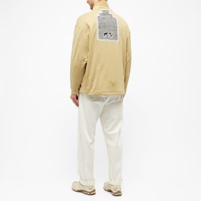 Cav Empt Block Fleece Half Zip