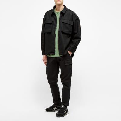 Cav Empt Wool Zip Shirt Jacket
