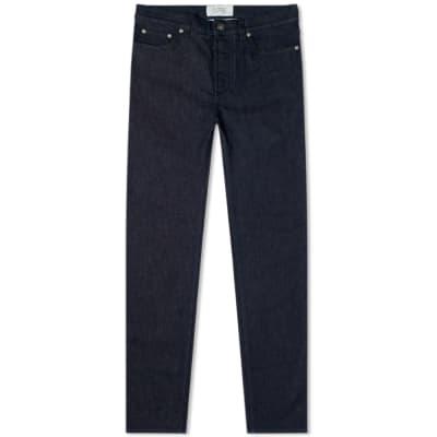 Givenchy Split Logo Slim Jean