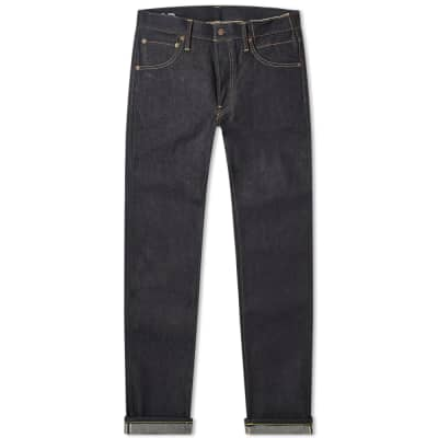 Visvim Social Sculpture 01 Slim Jean