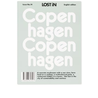 Lost In Copenhagen City Guide