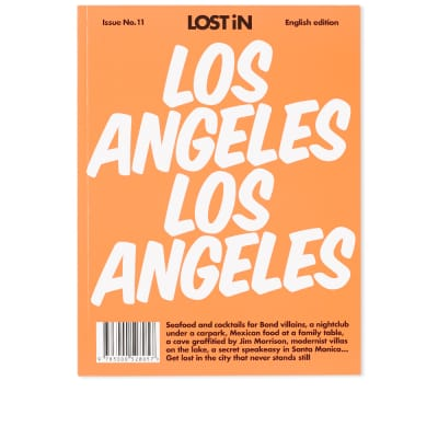 Lost In Los Angeles City Guide