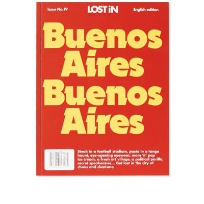 Lost In Buenos Aires City Guide