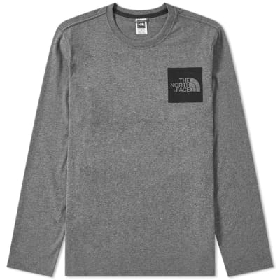 The North Face Long Sleeve Fine Tee