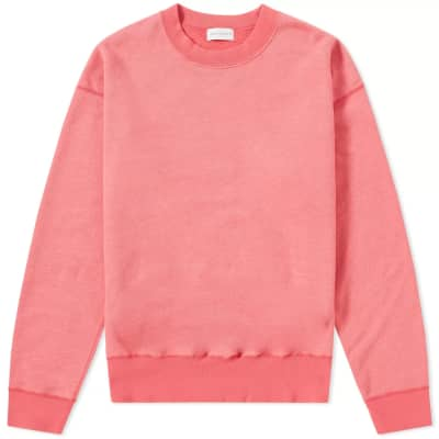 John Elliott Vintage Drop Shoulder Crew Sweat