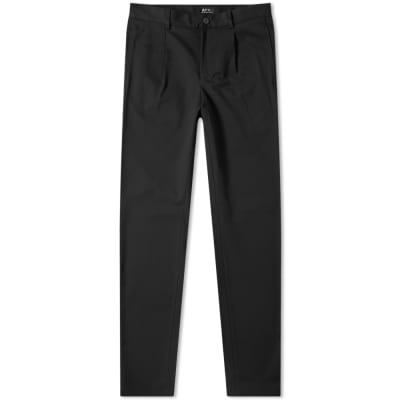 A.P.C. Pleated Chino